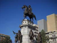 Equestrian Monument of George Washington